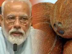 Lok Sabha Elections 2019: ತೆಂಗಿನಕಾಯಿ ಮೂಲಕ ನುಡಿಯಲಾದ ಲೋಕಸಭಾ ಚುನಾವಣಾ ಭವಿಷ್ಯ