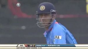 MS Dhoni Best Innings against Pakistan