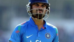 India Vs South Africa 5th ODI : Virat kohli gets Run out while trying to steal a run