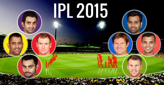 IPL 2015, Indian Premier League Schedule, Scores, Fixtures, Team ...
