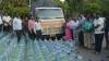 ಧರ್ಮಸ್ಥಳಕ್ಕೆ ಬಿಬಿಎಂಪಿ ನೌಕರರಿಂದ 6 ಸಾವಿರ ಲೀಟರ್ ನೀರು