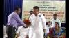 ಹಾರ ತುರಾಯಿ ಹಾಕಿಸಿಕೊಳ್ಳಲು ಬಂದಿಲ್ಲ: ಅಧಿಕಾರಿಗಳ ವಿರುದ್ಧ ಡಿಕೆಶಿ ಕಿಡಿ