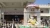 ಮಂತ್ರಾಲಯದಲ್ಲಿ ರಾಯರ ಆರಾಧನೆಗೆ ಭರದಿಂದ ಸಾಗುತ್ತಿದೆ ಸಿದ್ಧತೆ