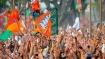 5 ರಾಜ್ಯಗಳಲ್ಲಿ ಕ್ಲೀನ್ ಸ್ವೀಪ್, 350ರತ್ತ ಬಿಜೆಪಿ ದಾಪುಗಾಲು