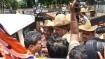 ಸಿಎಂ ಗೃಹ ಕಚೇರಿಗೆ ನುಗ್ಗಲು ಯತ್ನಿಸಿದ ರೇಣುಕಾಚಾರ್ಯ ಪೊಲೀಸ್ ವಶಕ್ಕೆ