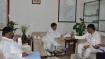 ಕೇಂದ್ರ ಸಚಿವರನ್ನು ಭೇಟಿ ಆಗಿ ಮನವಿ ನೀಡಿದ ಡಿಕೆಶಿ ಬ್ರದರ್ಸ್
