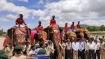 ಮೈಸೂರು ಅರಮನೆಯಲ್ಲಿ ಗಜಪಡೆಗೆ ಅದ್ಧೂರಿ ಸ್ವಾಗತ