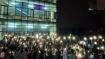 ಕುಲಪತಿ ನೇಮಕ ವಿಳಂಬ: ರಾಷ್ಟ್ರೀಯ ಕಾನೂನು ಶಾಲೆ ವಿದ್ಯಾರ್ಥಿಗಳ ಪ್ರತಿಭಟನೆ
