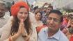 ಬಿಜೆಪಿಯ ಟಿಕ್ ಟಾಕ್ ಸ್ಟಾರ್ ಸೋಲಿಸಿದ ಮಾಜಿ ಸಿಎಂ ಪುತ್ರ ಕುಲದೀಪ್