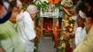 ಸಿಎಂ ಬದಲಾವಣೆಯ ಸುದ್ದಿಯ ನಡುವೆ ಮೌಢ್ಯ ಮೆಟ್ಟಿನಿಂತ ಸಿಎಂ ಯಡಿಯೂರಪ್ಪ