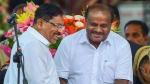 ಸಿಎಂ ಕುಮಾರಸ್ವಾಮಿ- ಡಿಸಿಎಂ ಪರಮೇಶ್ವರ್ ಗುಪ್ತ ಮಾತುಕತೆ
