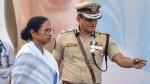 ಮಮತಾ ಆಪ್ತ ಪೊಲೀಸ್ ಅಧಿಕಾರಿ ವಿರುದ್ಧ ಲುಕೌಟ್ ನೋಟಿಸ್