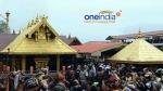 ಶಬರಿಮಲೆ ದೇಗುಲ ಹೊಸ ವಿವಾದ : ಭಕ್ತರು ನೀಡಿದ್ದ ಹರಕೆ ಚಿನ್ನ ನಾಪತ್ತೆ