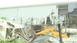 ಜಗನ್ ಆದೇಶದಂತೆ ನಾಯ್ಡು ಅವರ ಪ್ರಜಾವೇದಿಕೆ ಕಟ್ಟಡ ನೆಲಸಮ