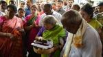 ಚಿತ್ರಗಳು : ಹಾಸನಾಂಬ ದೇವಿಯ ದರ್ಶನ ಪಡೆದ ಗಣ್ಯರು