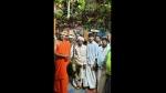 ಲೋಳೆಸರಕ್ಕೆ 50 ಕೆ.ಜಿ ಕಲ್ಲು ನೇತು ಹಾಕಿದರೂ ಬೀಳಲ್ಲ, ಇದು ಬೀರಲಿಂಗೇಶ್ವರ ಪವಾಡ