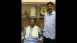 ರಮೇಶ್ ಜಾರಕಿಹೊಳಿ-ಸಿದ್ದರಾಮಯ್ಯ ಸ್ವಾರಸ್ಯಕರ ಸಂಭಾಷಣೆ
