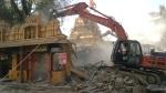 ಬೆಂಗಳೂರಲ್ಲಿರುವ 150 ವರ್ಷದ ಆಂಜನೇಯ ದೇವಾಲಯ ನೆಲಸಮ