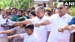 ಕೇರಳದಲ್ಲಿ ಸಿಎಎ ವಿರುದ್ಧ 620 ಕಿಲೋ ಮೀಟರ್ ಮಾನವಸರಪಳಿ