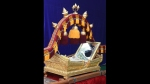 ಬಪ್ಪನಾಡು ದುರ್ಗಾಪರಮೇಶ್ವರಿಗೆ 5 ಕೋಟಿ ರೂ, ಚಿನ್ನದ ಪಲ್ಲಕ್ಕಿ!