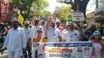 25 ಲಕ್ಷ ಜನರನ್ನು ತಲುಪಿದ ಆಪ್ ನ 'ಹೊಸ ಬೆಂಗಳೂರಿಗಾಗಿ ನಿರ್ಮಾಣ' ಪಾದಯಾತ್ರೆ