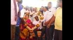 ನಿಖಿಲ್ ಮದ್ವೆಗೆ ಜನತೆಯನ್ನು ಆಮಂತ್ರಿಸಿದ ಎಚ್ಡಿಕೆ ದಂಪತಿ