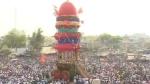 ಜನ ಸಾಗರದ ನಡುವೆ ಸಾಗಿತು ಕೊಟ್ಟೂರೇಶ್ವರನ ವೈಭವದ ತೇರು