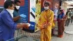 ಉಡುಪಿಯಲ್ಲಿ 600 ಬಡವರಿಗೆ ಚಿಕನ್ ಬಿರಿಯಾನಿ ವಿತರಣೆ