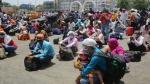 ಪಶ್ಚಿಮ ಬಂಗಾಳಕ್ಕೆ ಮರಳಿದ 400 ಕಾರ್ಮಿಕರಿಗೆ ಕೊರೊನಾ ಪಾಸಿಟಿವ್