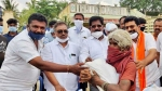 ಅಬಕಾರಿ ಸಚಿವರ ವಿರುದ್ಧ ಕಳಪೆ ಆಹಾರ ಪದಾರ್ಥ ವಿತರಣೆ ಆರೋಪ