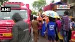 'ನಿಸರ್ಗ' ಚಂಡಮಾರುತ; ಮುಂಬೈನಲ್ಲಿ ಜನರು ಸುರಕ್ಷಿತ ಸ್ಥಳಕ್ಕೆ ಸ್ಥಳಾಂತರ