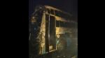 ಹಿರಿಯೂರು; ಚಲಿಸುತ್ತಿದ್ದ ಬಸ್ ನಲ್ಲಿ ಬೆಂಕಿ: ಮಗು ಸೇರಿ ಐವರ ದುರ್ಮರಣ
