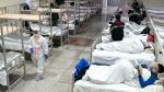 ಕೊವಿಡ್ ಆಸ್ಪತ್ರೆಯ ಐಸಿಯುನಲ್ಲಿ ಬೆಂಕಿ ಅವಘಡ, 8 ರೋಗಿಗಳು ಸಾವು