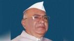 ಕೊರೊನಾದಿಂದ ಗುಣಮುಖರಾಗಿದ್ದ ಮಹಾರಾಷ್ಟ್ರ ಮಾಜಿ ಸಿಎಂ ನಿಧನ
