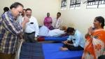 ದಾವಣಗೆರೆಯ ಹಿಮೊಫಿಲಿಯಾ ಸೊಸೈಟಿಗೆ ಸಹಕಾರ ನೀಡಿದ್ದ ಎಸ್ಪಿಬಿ
