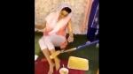 ಹೊಸ ಡ್ರೆಂಟ್: ಪೇಂಟ್ ರೋಲರ್ನಿಂದ ಮದುಮಗಳಿಗೆ ಅರಿಶಿನ ಶಾಸ್ತ್ರ