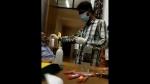 ಕೊರೊನಾ ಟಾರ್ಗೆಟ್ ತಲುಪಲು ತನ್ನದೇ 15 ಮಾದರಿಗಳನ್ನು ನೀಡಿದ ವೈದ್ಯ: ವೈರಲ್ ವಿಡಿಯೋ