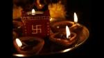 ಪರಿಸರ ಸ್ನೇಹಿ ದೀಪಾವಳಿ: ಗೋಮಯ ಹಣತೆ!