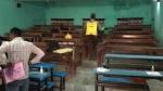 ಬಿಹಾರ: ಮೊದಲ ಹಂತದ ಮತದಾನಕ್ಕೂ ಮುನ್ನ ಮತಗಟ್ಟೆಗಳಿಗೆ ಸ್ಯಾನಿಟೈಸರ್