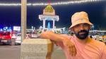 ದಸರಾ ಸಂಭ್ರಮ ಕಣ್ತುಂಬಿಕೊಂಡ ನಟ ನೀನಾಸಂ ಸತೀಶ್