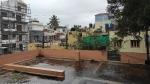 ಮೋಡದಲ್ಲಿ ಮುಚ್ಚಿಹೋದ ಬೆಂಗಳೂರು: ಇಂದು ಭಾರಿ ಮಳೆ ಸಂಭವ