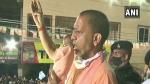 ಹೈದರಾಬಾದ್ ಮಹಾನಗರ ಪಾಲಿಕೆ ಚುನಾವಣೆ: ಯೋಗಿ ಆದಿತ್ಯನಾಥ್ ರೋಡ್ ಶೋ
