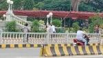 ಮೈಸೂರು: ಬಂದ್ ನಡುವೆ ಪ್ರೀ ವೆಡ್ಡಿಂಗ್ ಶೂಟ್ ನಡೆಸಿದ ನವಜೋಡಿ