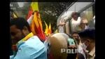 ಕರ್ನಾಟಕ ಬಂದ್: ಟೌನ್ ಹಾಲ್ ಹೋರಾಟದ ಕೇಂದ್ರ ಬಿಂಧು !