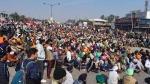 ಕೇಂದ್ರ ಸರ್ಕಾರ ಎನ್ಐಎ ನೋಟಿಸ್ ಮೂಲಕ ಕಿರುಕುಳ ನೀಡುತ್ತಿದೆ:ರೈತರ ಆರೋಪ