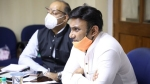 'ನಕಲಿ ವ್ಯಾಕ್ಸಿನೇಷನ್' ವಿಡಿಯೋ ವೈರಲ್: ಸ್ಪಷ್ಟನೆ ನೀಡಿದ ಆರೋಗ್ಯ ಸಚಿವ ಸುಧಾಕರ್