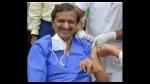 ಕೊರೊನಾ ಲಸಿಕೆ ಪಡೆದ ಹೃದ್ರೋಗ ತಜ್ಞ ಡಾ. ಸಿಎನ್ ಮಂಜುನಾಥ್