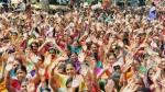 ಬೆಂಗಳೂರಿನಲ್ಲಿ ಅಂಗನವಾಡಿ ಕಾರ್ಯಕರ್ತರು, ಸಾರಿಗೆ ನೌಕರರಿಂದ ಪ್ರತಿಭಟನೆ