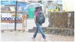 ಯುಗಾದಿಗೆ ವರ್ಷಧಾರೆ ಸಿಂಚನ: ಮೈಸೂರು-ಕೊಡಗು ಜನರಲ್ಲಿ ಸಂತಸ