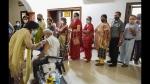 ಭಾರತದಲ್ಲಿ 97 ದಿನಗಳ ಕೊರೊನಾವೈರಸ್ ಲಸಿಕೆ ವರದಿ